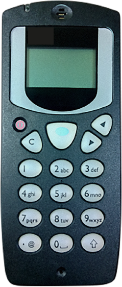 COMMUNICATOR VOTING KEYPAD